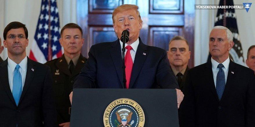 Trump: İran'la yeni bir nükleer anlaşma yapmalıyız