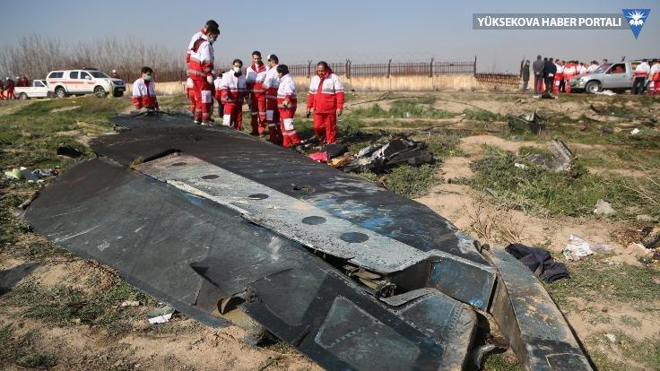 İddia: İran, Ukrayna uçağını yanlışlıkla düşürdü