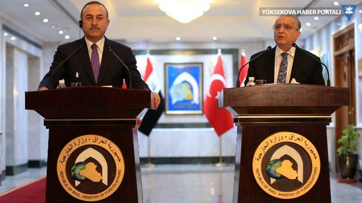 Çavuşoğlu Irak'ı ziyaret etti