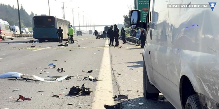 İstanbul'da trafik kazaları: 2 ölü