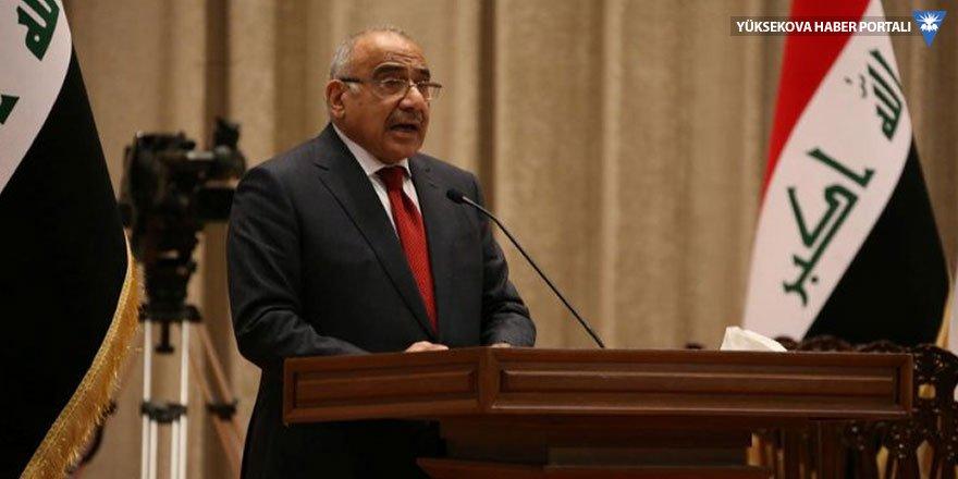 Irak'tan ABD'ye: Bir an önce çekilin