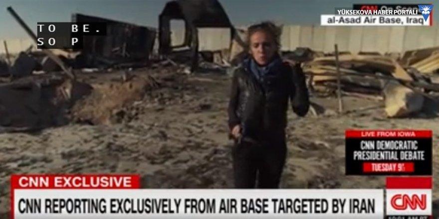 CNN: ABD, İran saldırısını iki buçuk saat önceden biliyordu