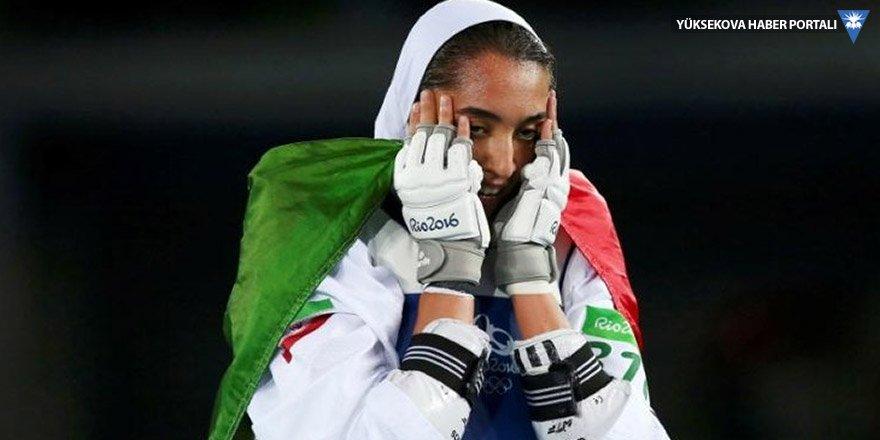 İran'ın Olimpiyat madalyalı tek kadın atleti ülkesini terk etti: Ezilen milyonlarca kadından biriyim