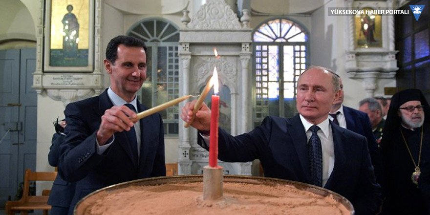Putin'den Esad'a öneri: Trump'ı Şam'a davet edin, o gelir