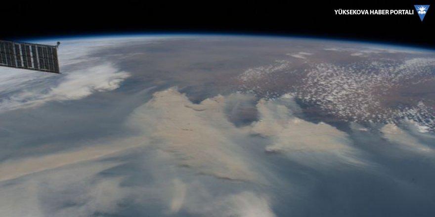 NASA: Dumanların tüm dünyayı sarması bekleniyor
