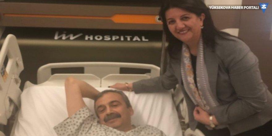 Sırrı Süreyya Önder ameliyatı oldu