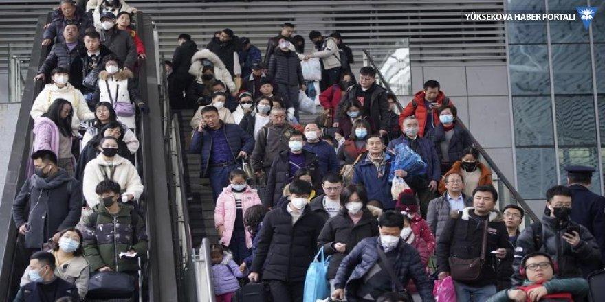 Çin'den 'mutasyon uyarısı: virüs yayılabilir