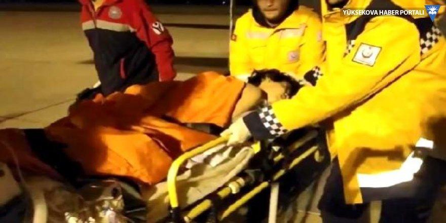 6 yaşındaki Cevahir'e, ambulans uçakla sevk