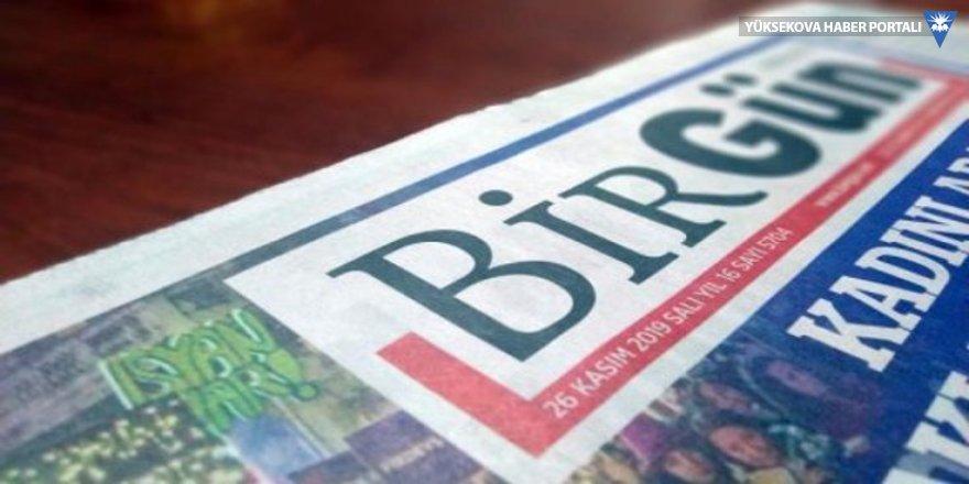 Birgün çalışanlarının basın kartları iptal edildi