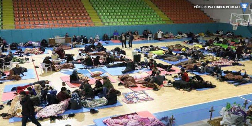 HDP heyeti: Bakanlık doğru söylemiyor, yardımlarımız engelleniyor