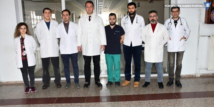 Hakkari Devlet Hastanesine 6 uzman doktor atandı