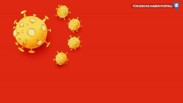 'Virüslü' Çin bayrağı kriz çıkardı: Pekin özür talep ediyor