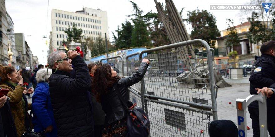 Cumartesi Anneleri'ne yasağın gerekçesi: Turistleri rahatsız ettikleri için