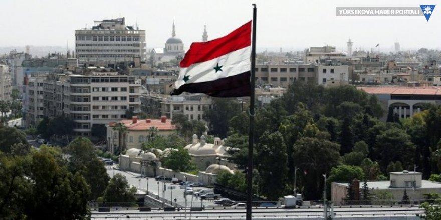 SANA: Şam'da bombalı saldırı düzenlendi