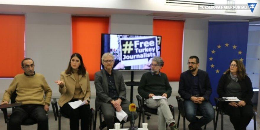 Uluslararası basın örgütleri: Muhalif basın yargısal taciz altında