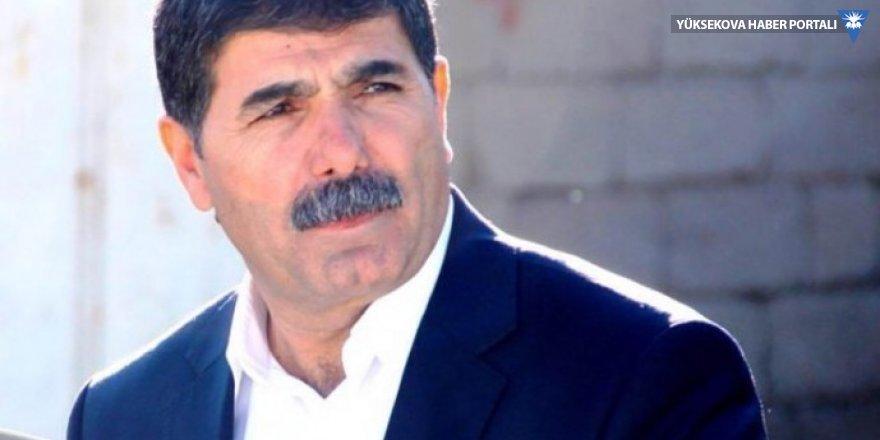 Şırnak Belediyesi eski Başkanı Ahmet Ertak tutuklandı