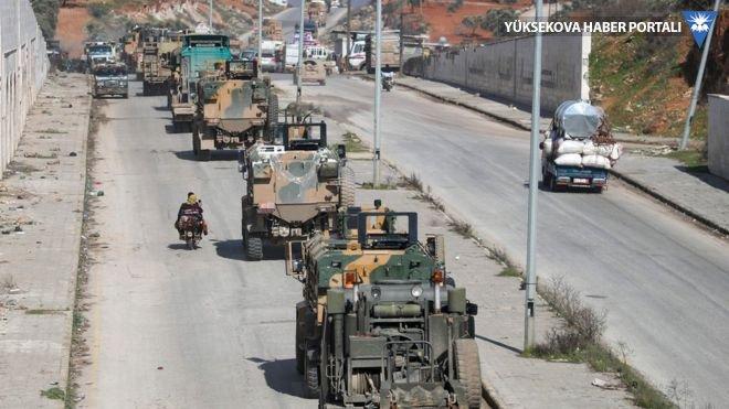 TSK'dan İdlib gözlem noktalarına takviye kuvvet sevkiyatı