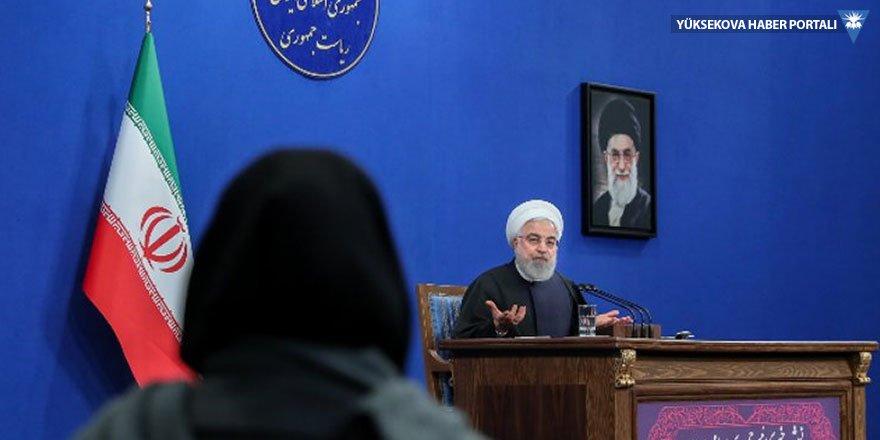 Ruhani: Savaşa karşıyız, ABD'liler de savaş peşinde değil