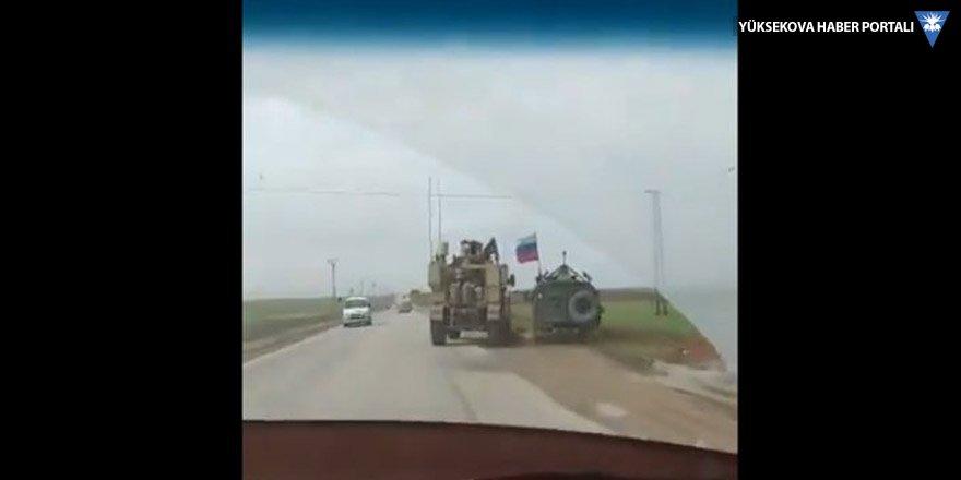 Kamışlı yollarında ABD-Rusya kapışması