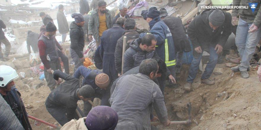 İran'da deprem: Başkale'de yıkım: 8 ölü