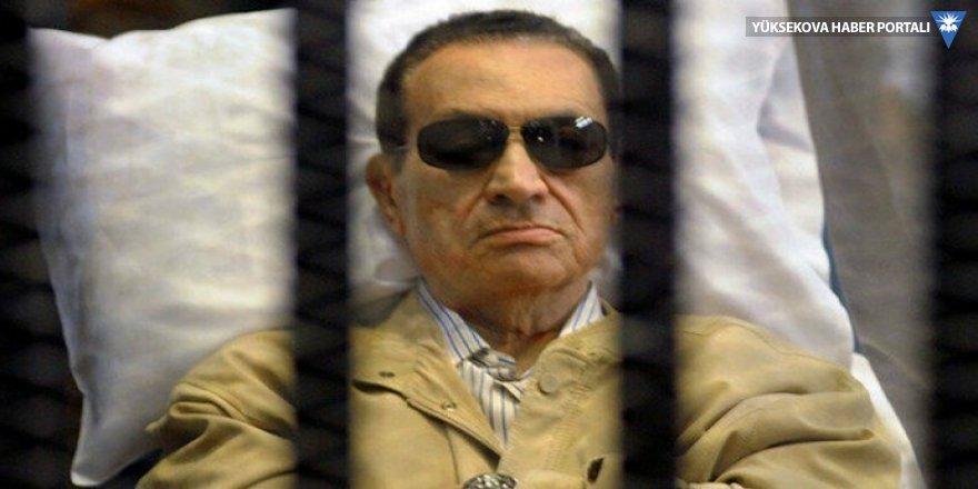 Mısır'ın devrik cumhurbaşkanı Hüsnü Mübarek öldü