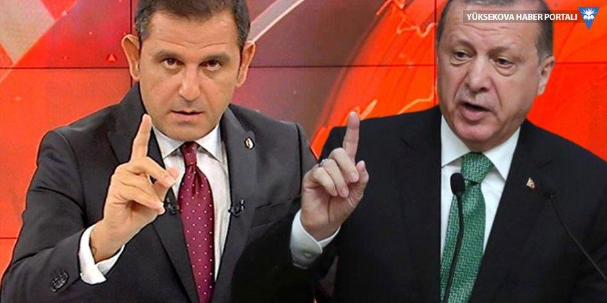 """Fatih Portakal'dan """"Fox önce gazete olsun, yalan haber üretmeyi bıraksın"""" diyen Erdoğan'a yanıt!"""