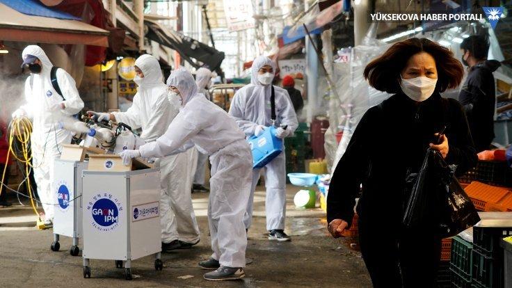 Korona virüsü ABD ordusuna da sıçradı