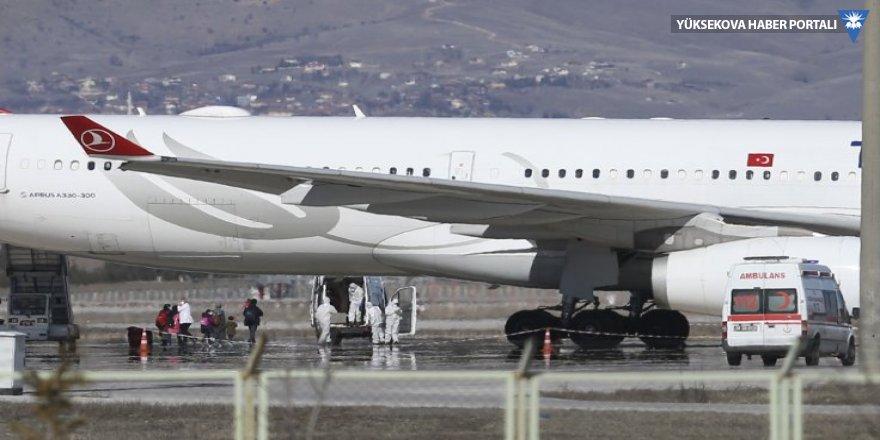 Türkiye ve İran arasındaki yolcu uçuşları durduruldu