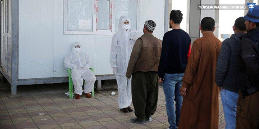 Erbil-Bağdat hattında koronavirüs krizi