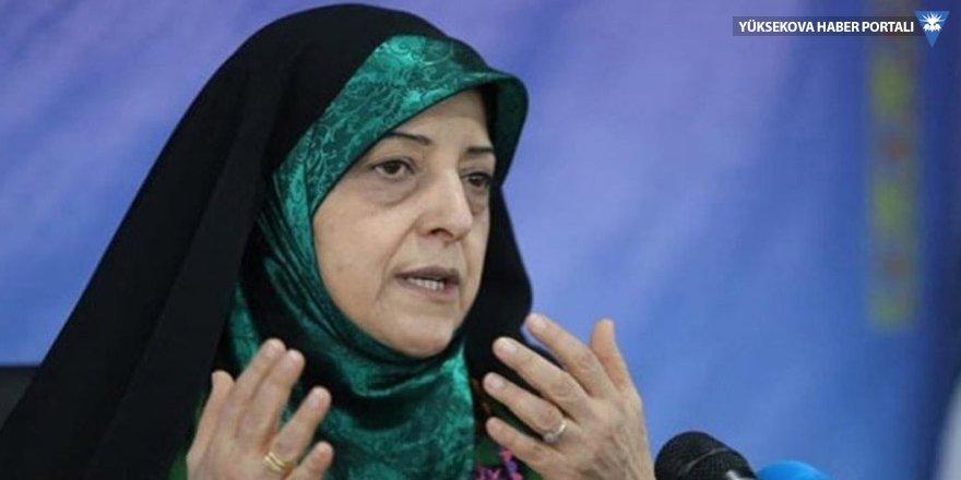 İran'da cumhurbaşkanı yardımcısına virüs bulaştı
