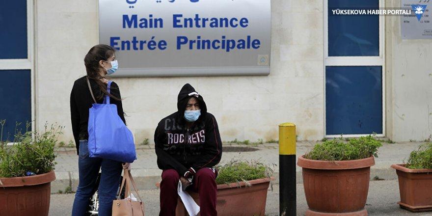 Irak ve Lübnan'da yeni koronavirüs vakaları tespit edildi