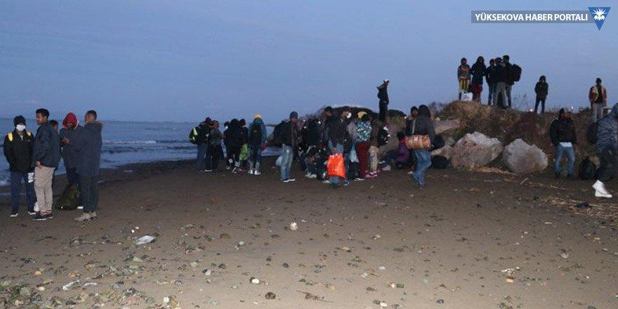 Mülteciler sınır köylerine gitmeye başladı