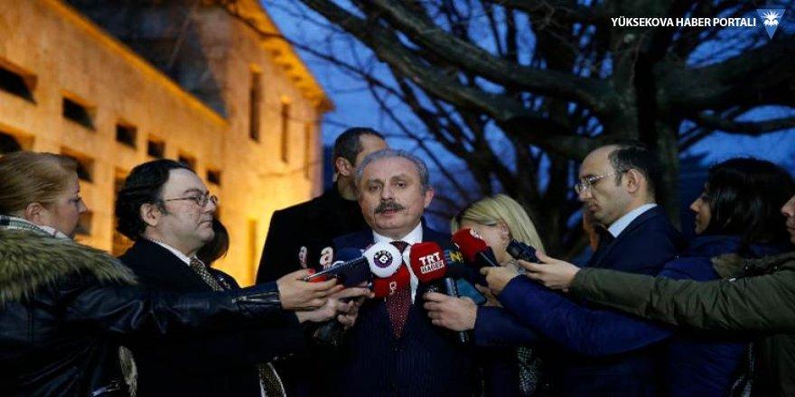 Şentop: Yarın İdlib'le ilgili özel toplantı yapılmayacak