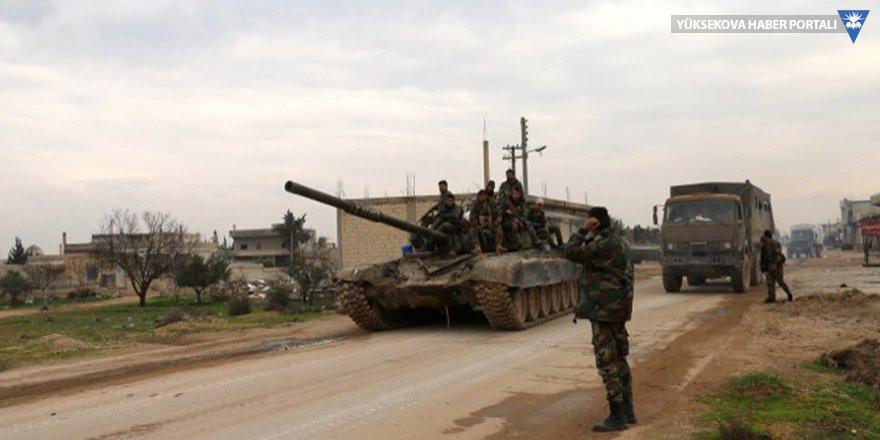 Suriye ordusu Serakib kasabasını ele geçirdi