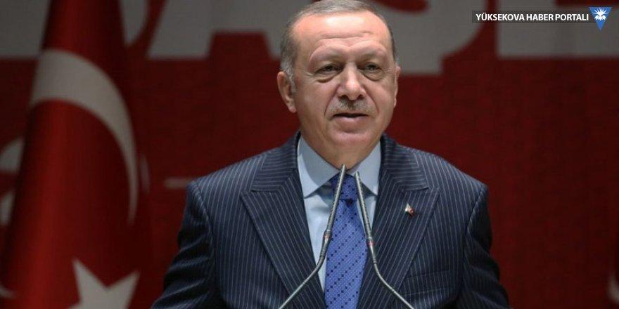 Erdoğan: Vicdanı nasır tutmuş bir dünyanın 8 Mart'ı kutlaması riyakârlıktır