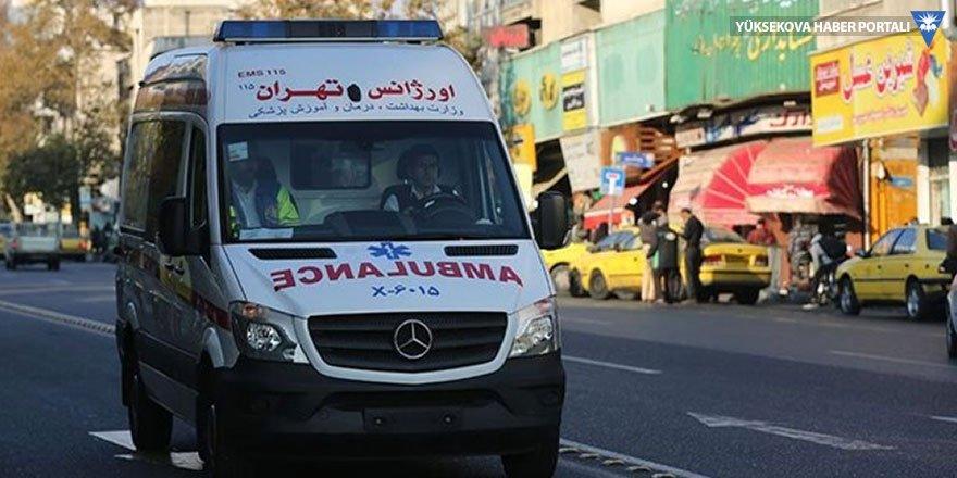 İran'da ölü sayısı 4 bini geçti