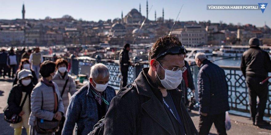 Türkiye'de koronavirüs nedeniyle can kaybı 574'e çıktı