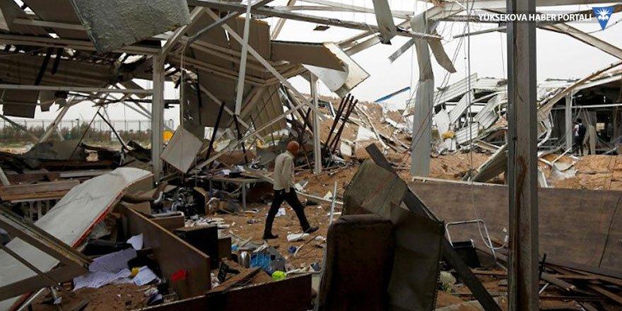 Irak'ta ABD askeri üssüne saldırı düzenlendi