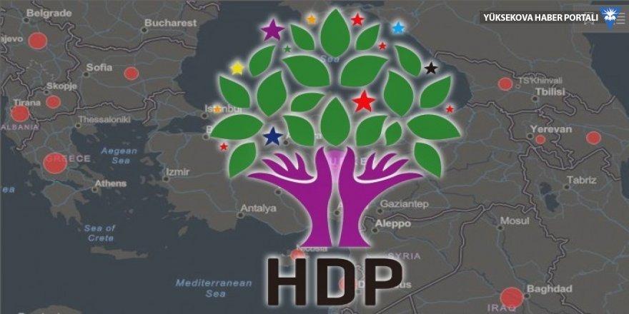 HDP'den koronavirüs genelgesiHDP'den koronavirüs genelgesi