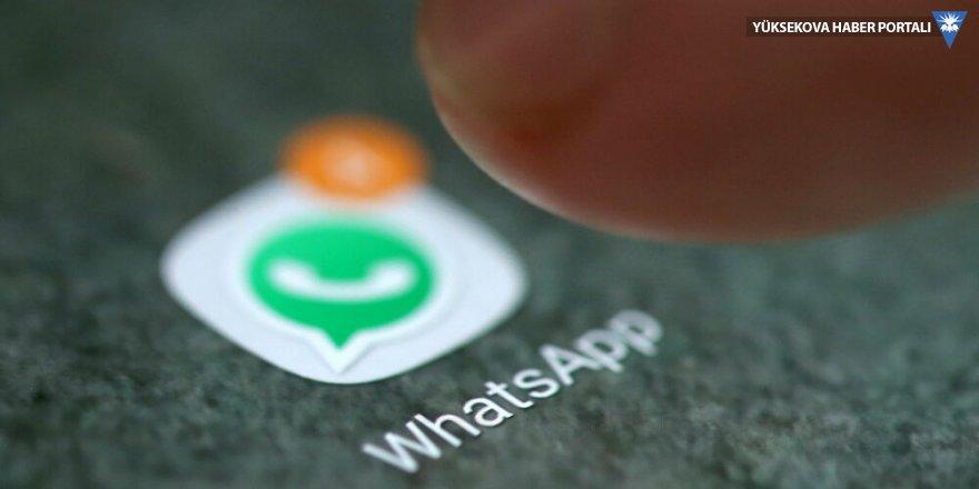 Whatsapp'ta 'çevrimiçi' özelliği kaldırıldı