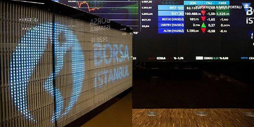 Borsada kayıplar yüzde 7'yi geçti, dolar 6.40'a dayandı