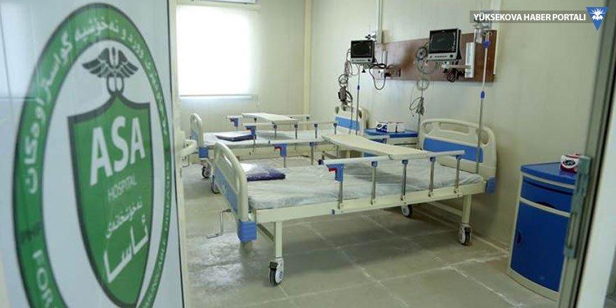 Süleymaniye'de beş korona virüsü hastası iyileşti