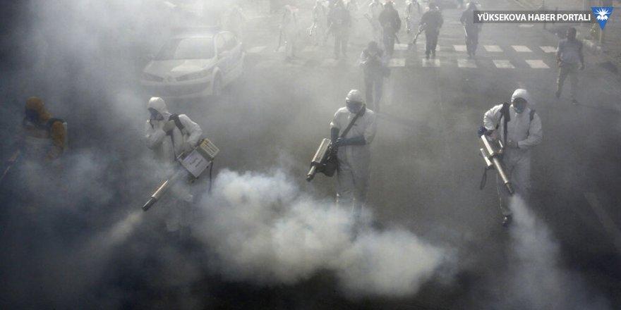 İran Sağlık Bakan Yardımcısı: Koronavirüsü 15 güne kadar kontrol edemezsek ağır kayıplar veririz