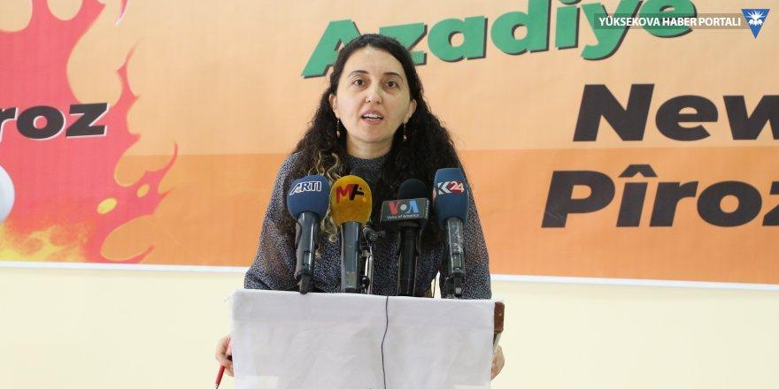 HDP'den Newroz çağrısı: Saat 20.20'de balkon ve pencerelerimizde buluşalım