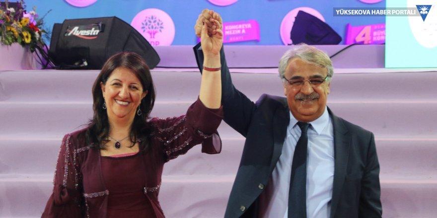 HDP Eş Genel Başkanları: Newroz'un dayanışma ruhuyla bütün zorlukların üstesinden geleceğiz