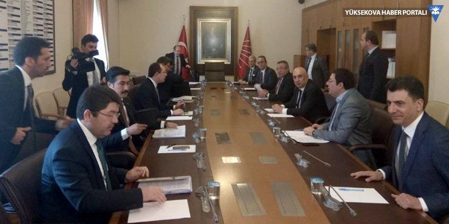 İnfaz paketi CHP, HDP ve İYİ Parti'nin görüşüne sunuluyor