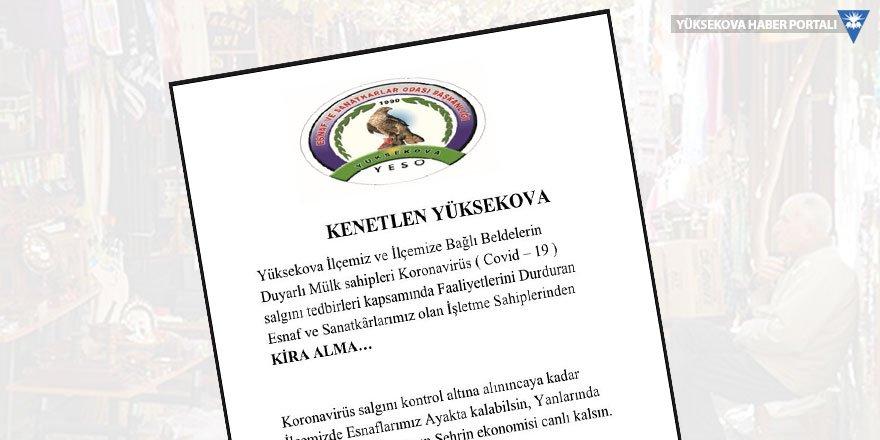 YESO: Kenetlen Yüksekova