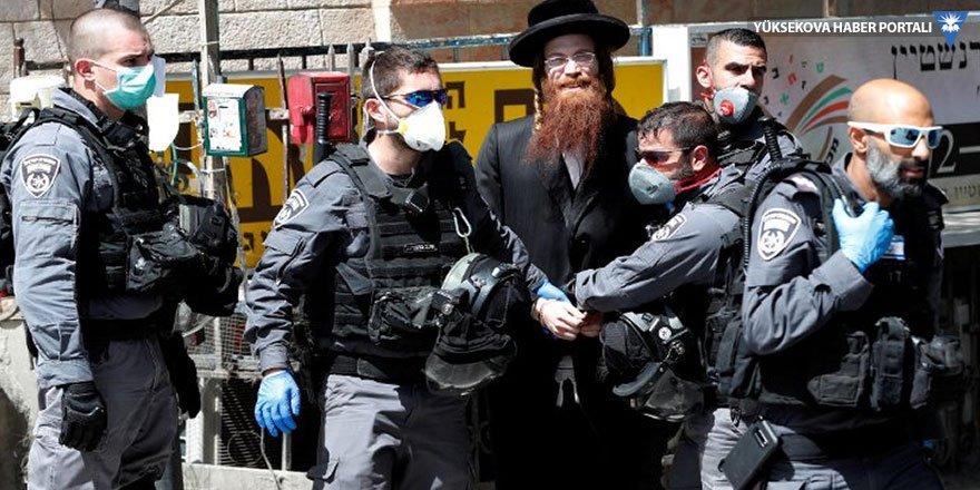 İsrail'in korona virüsle mücadele statejisi ne?