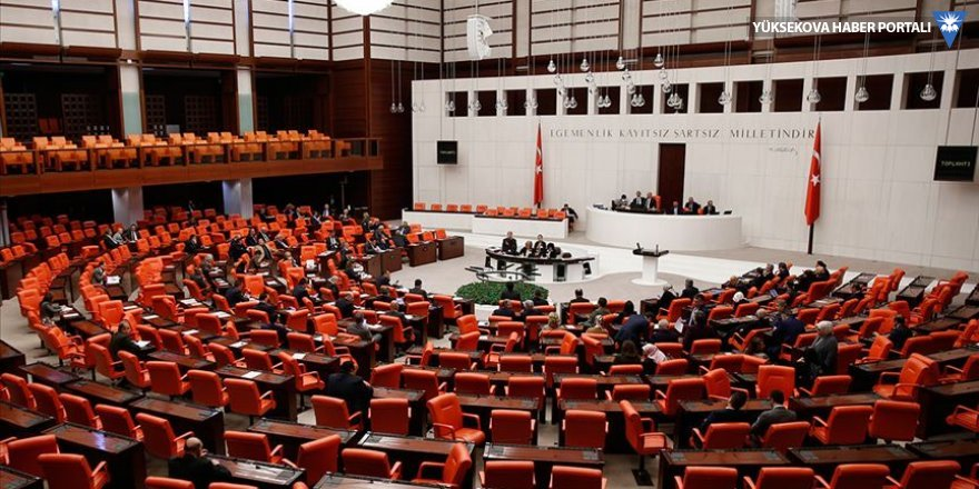 AK Parti'den yeni güvenlik soruşturması teklifi