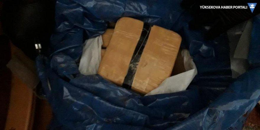 Van'da 5 kilo 630 gram eroin ele geçirildi